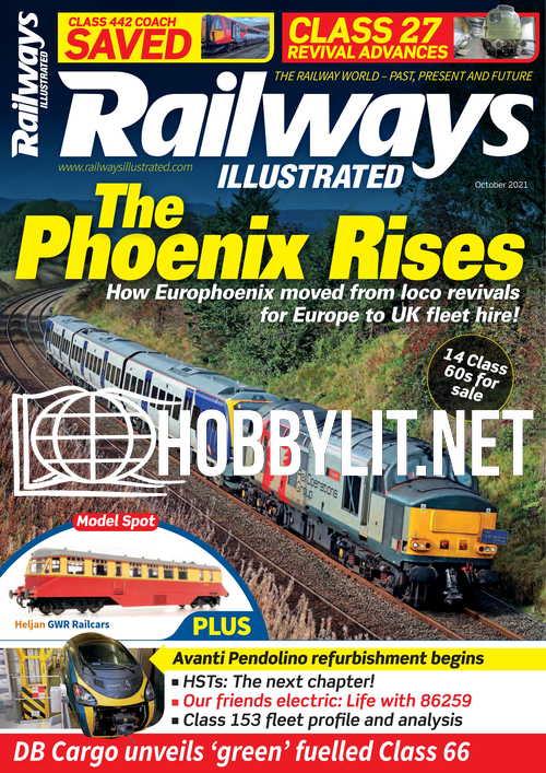 Railways Illustrated - October 2021