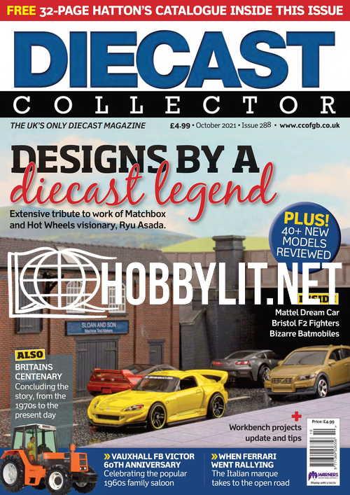 Diecast Collector – October 2021