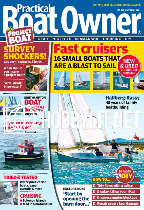 Practical Boat Owner - October 2021