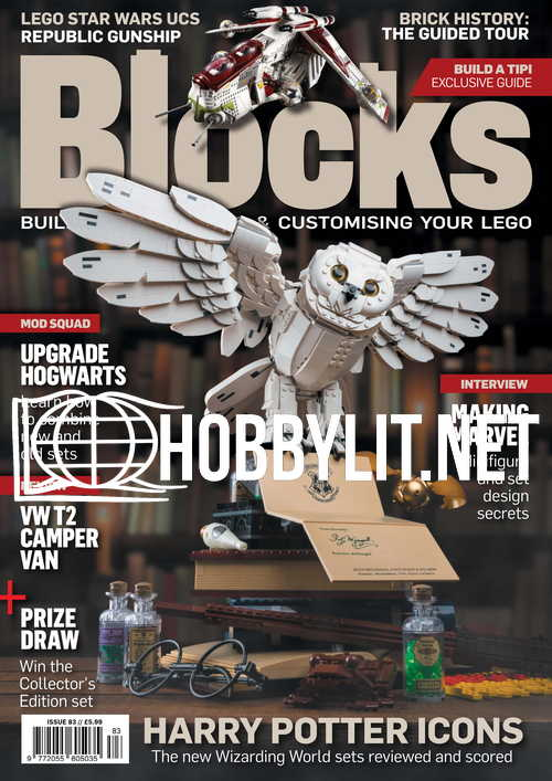 Blocks Issue 83
