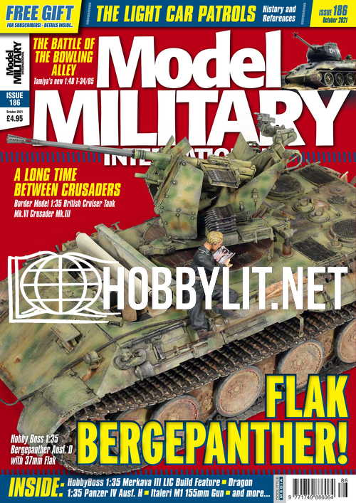 Model Military International - October 2021