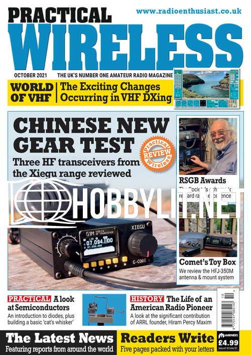 Practical Wireless - October 2021