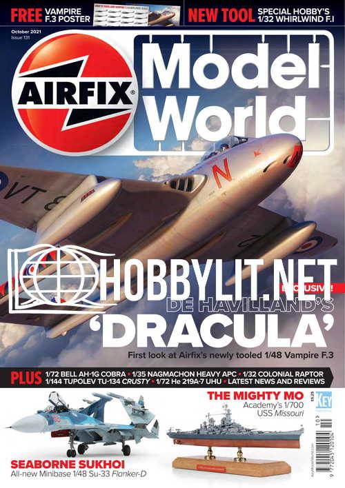 Airfix Model World - October 2021