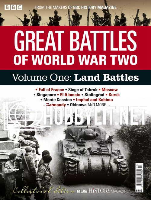 Great Battles of World War Two Volume One: Land Battles
