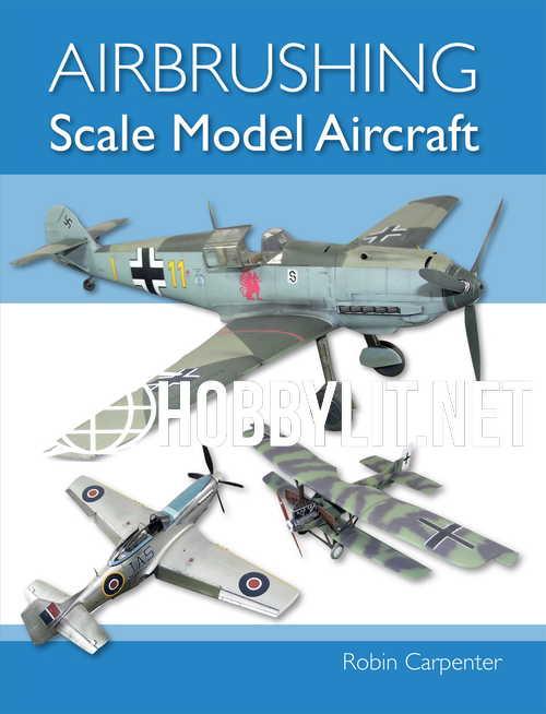 Airbrushing Scale Model Aircraf (ePub)