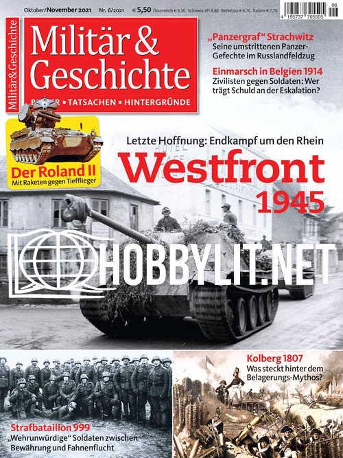 Militär & Geschichte – Oktober/November 2021