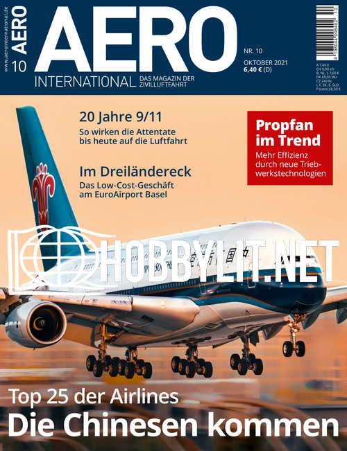 AERO International - Oktober 2021