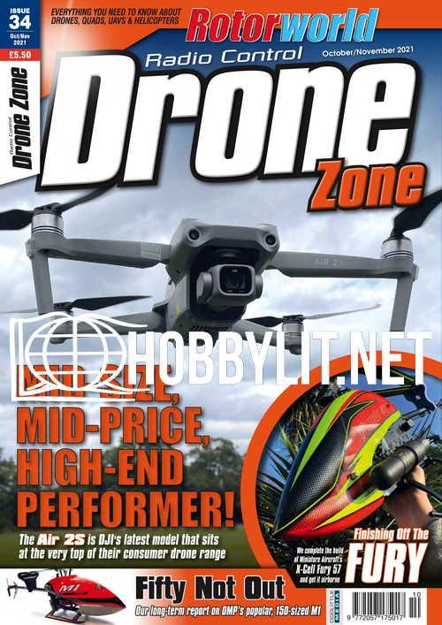 Radio Control DroneZone - October/November 2021