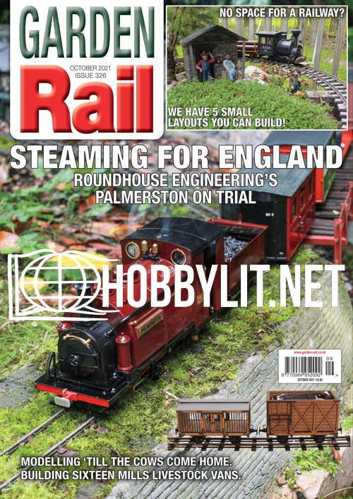 Garden Rail - October 2021
