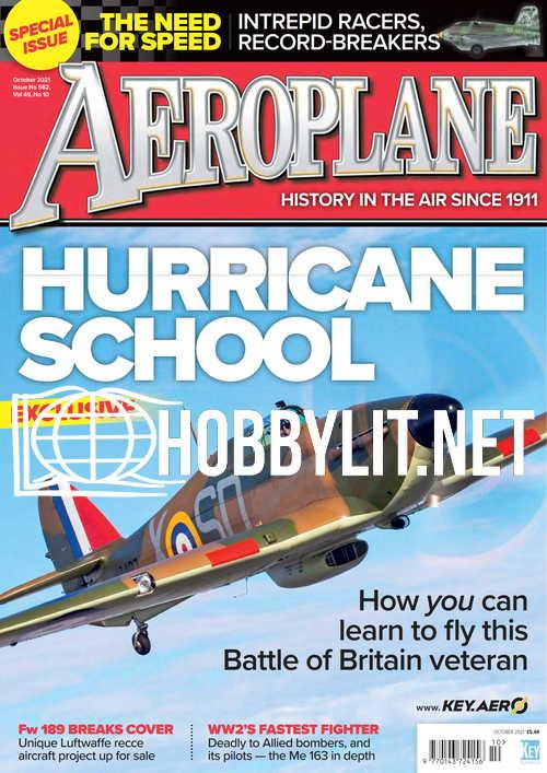 Aeroplane - October 2021