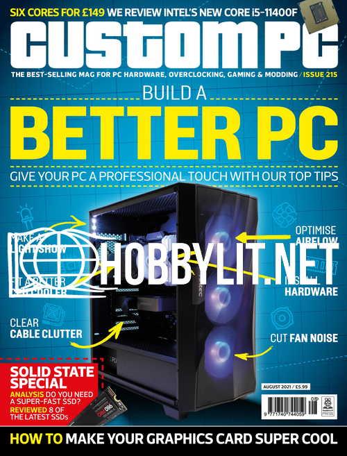 Custom PC - August 2021