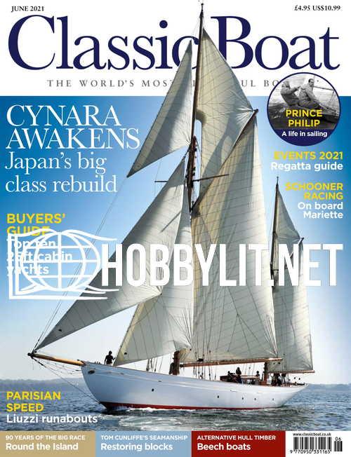 Classic Boat - June 2021