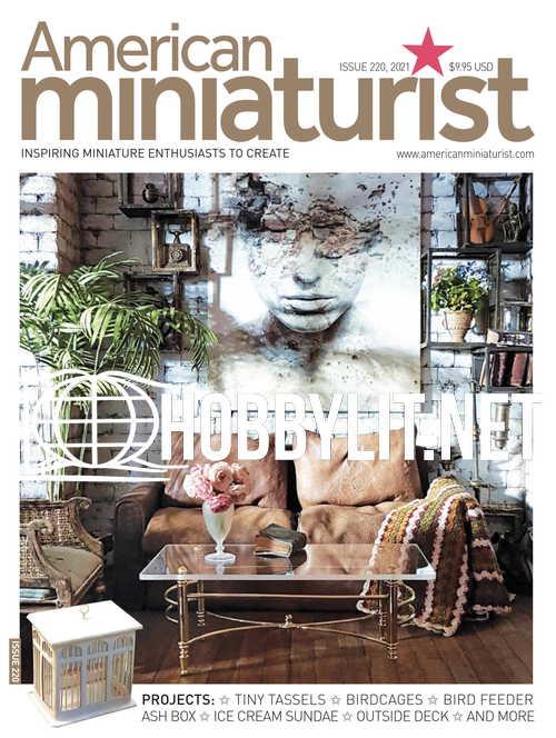 American Miniaturist Issue 220, 2021