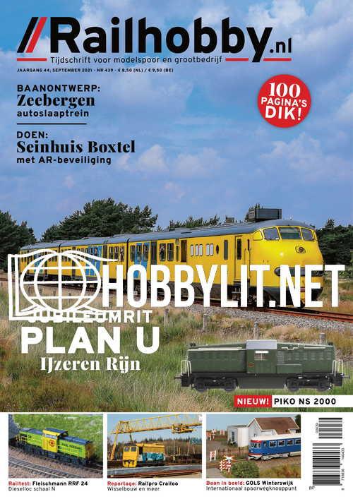 Railhobby - September 2021