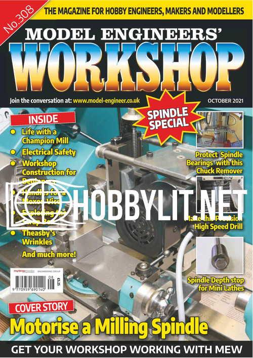 Model Engineers' Workshop - October 2021