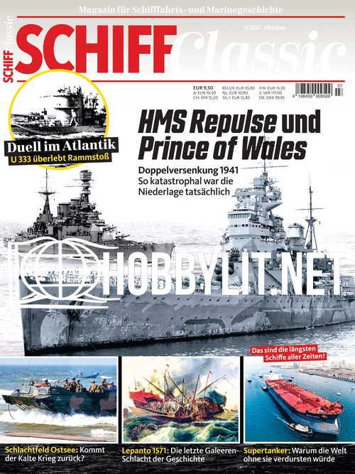 Schiff Classic – Oktober 2021