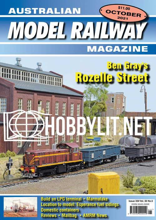Australian Model Railway Magazine - October 2021