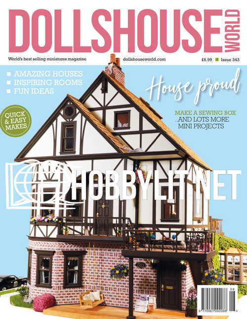 Dolls House World Issue 343