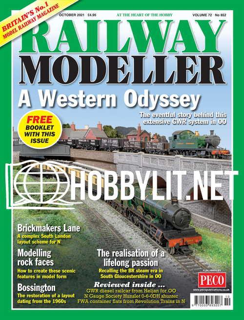 Railway Modeller - October 2021