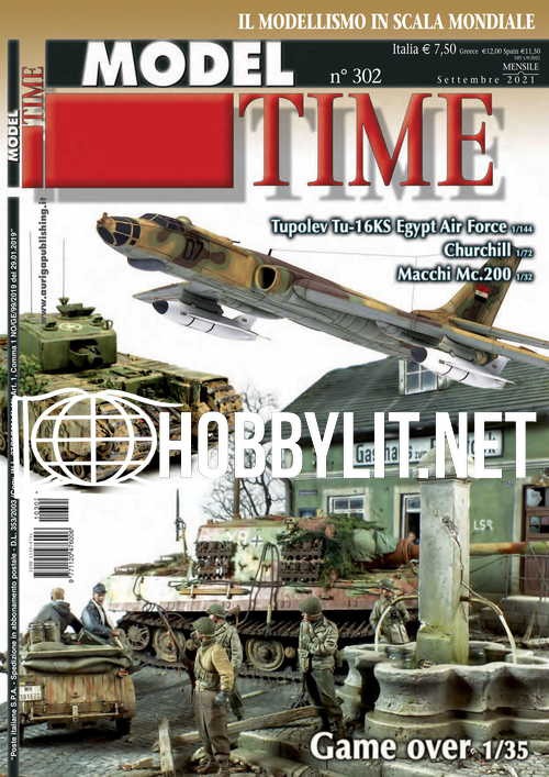Model Time - Settembre 2021