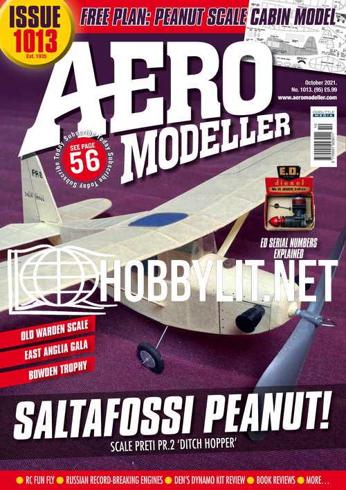 AeroModeller October 2021