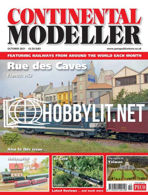 Continental Modeller - October 2021
