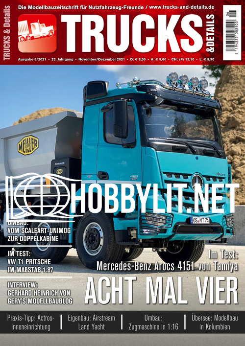 Trucks & Details –  November/Dezember 2021
