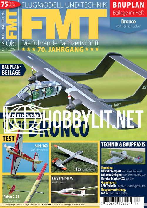Flugmodell und Technik - Oktober 2021