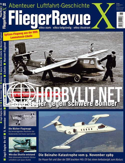 Flieger Revue X 91