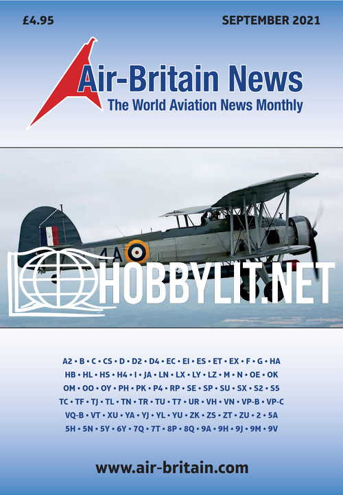 Air-Britain News - September 2021