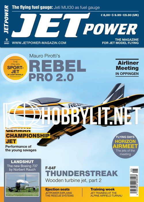 JET Power - September/October 2021