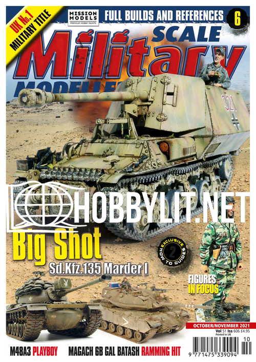 Scale Military Modeller International - October/November 2021