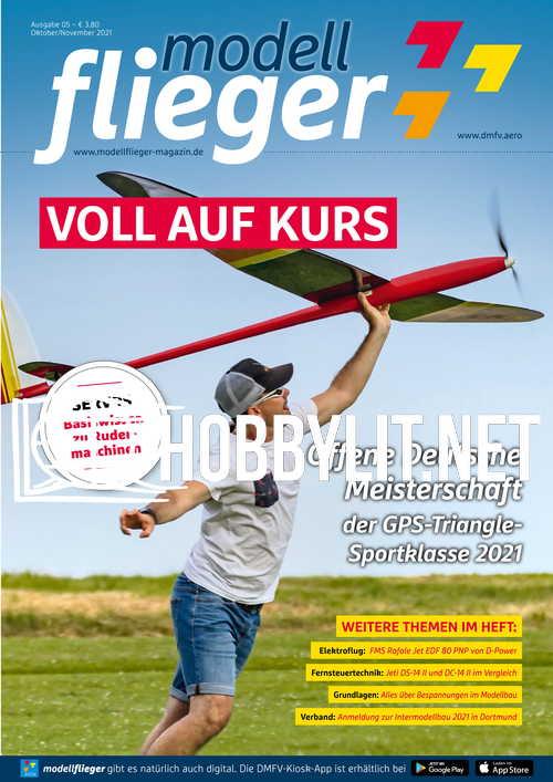 Modellflieger – Oktober/November 2021