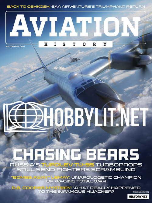 Aviation History - November 2021