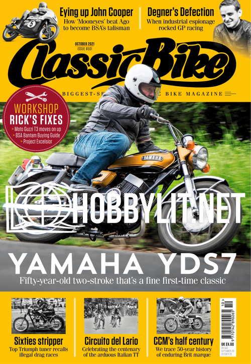 Classic Bike - October 2021