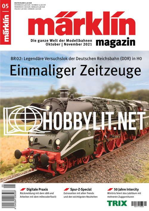 Marklin Magazin 2021-05