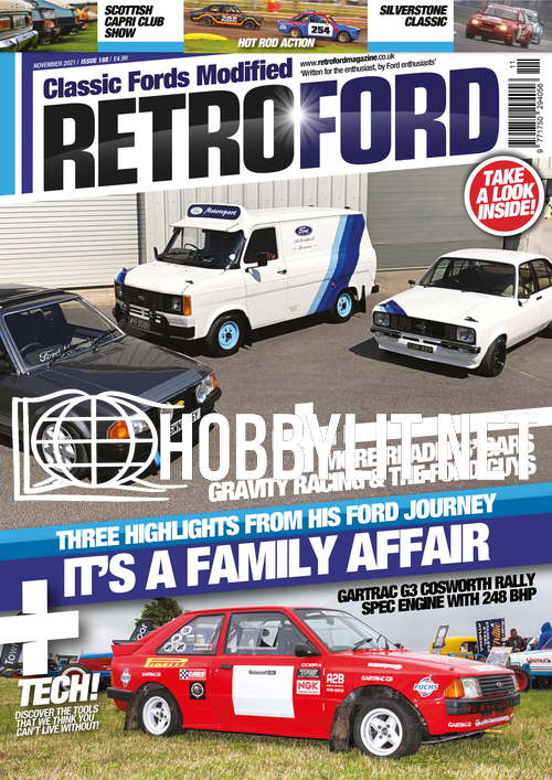 Retro Ford - November 2021
