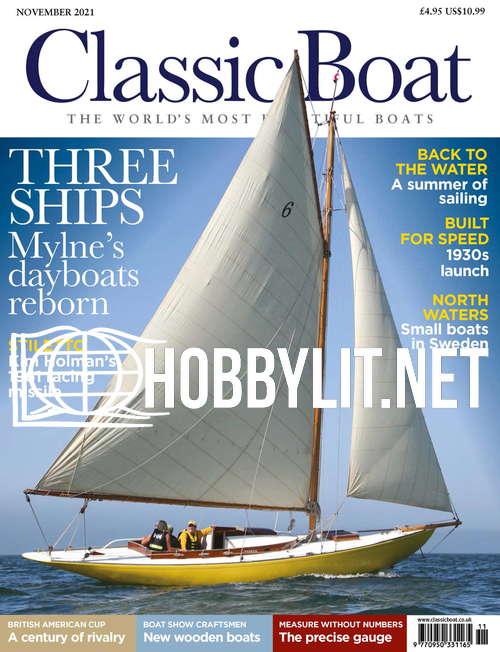 Classic Boat - November 2021