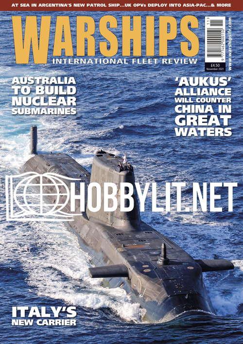 Warships International Fleet Review - November 2021