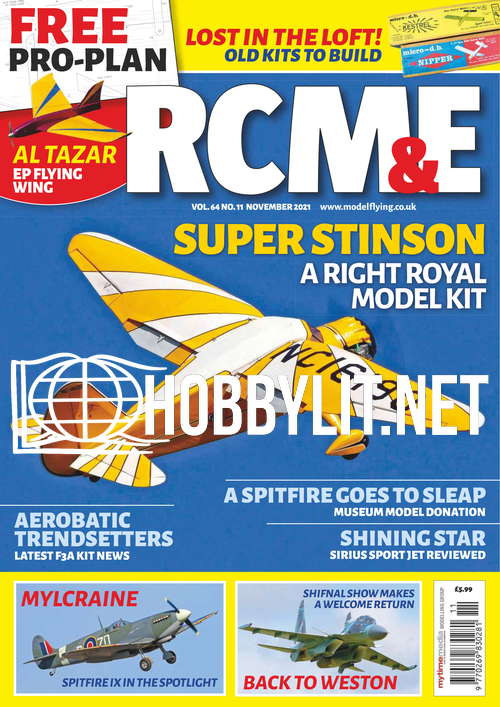 RCM&E - November 2021