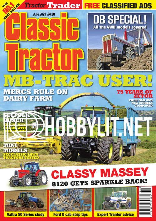 Classic Tractor - June 2021