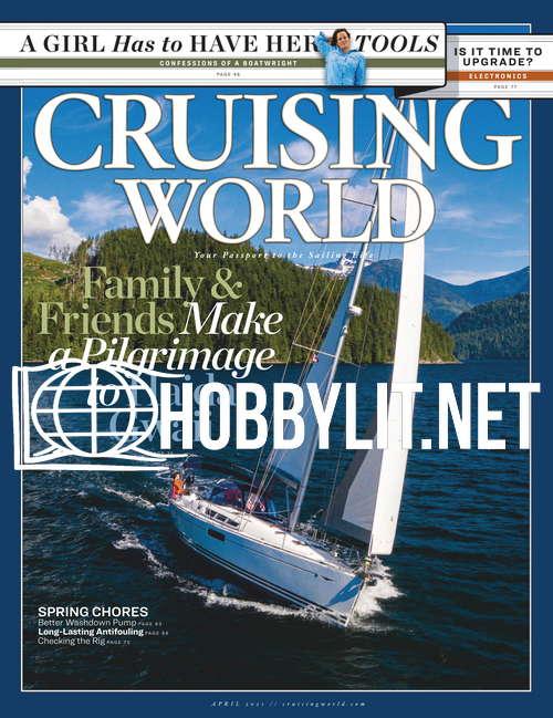Cruising World - April 2021