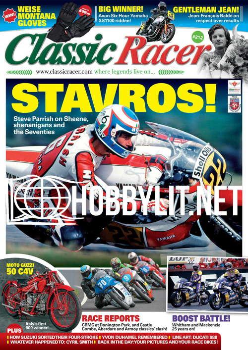 Classic Racer - November/December 2021