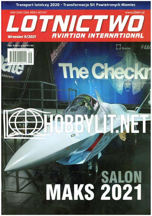 Lotnictwo Aviation International 2021-09