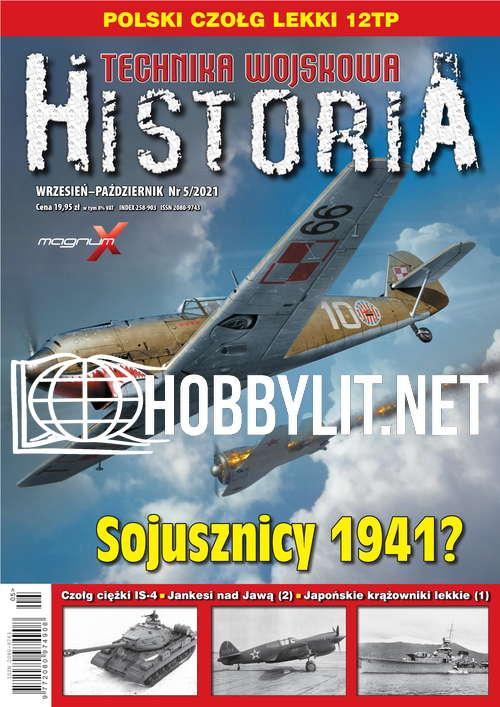 Technika Wojskowa Historia 2021-05