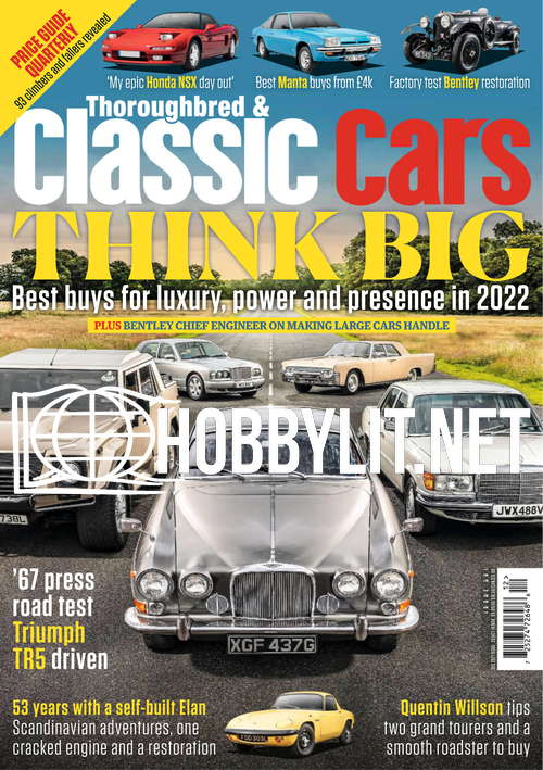 Classic Cars - October 2021