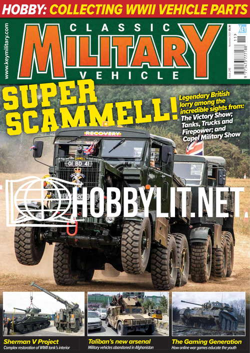 Classic Military Vehicle - November 2021