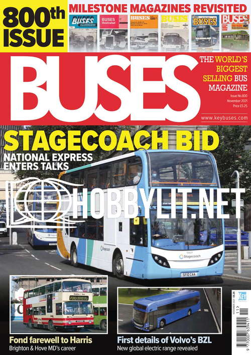 Buses – November 2021