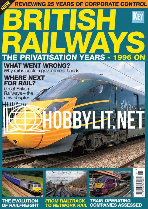British Railways The privatisation Years - 1996 On
