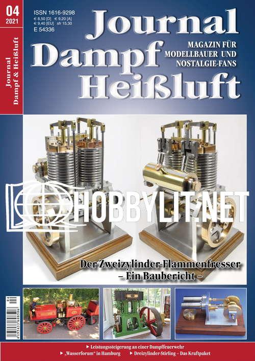 Journal Dampf & Heißluft 2021-04